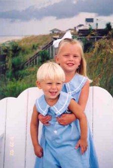 Reid and Ashley Kerr