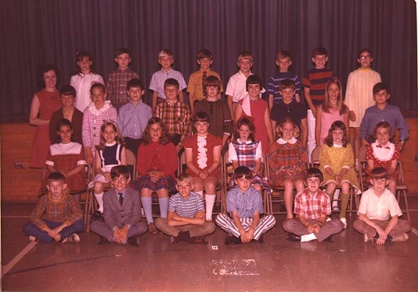 West Hills -- Ms. Prince's 4th Grade Class